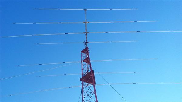 10m15m20m Tribander Yagi | TA7OM-Amateur Radio